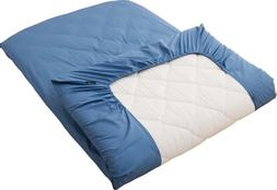 "100% Cotton Fitted Sheet for The Thick Futon Mattress ""EMOOR"