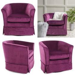 Christopher Knight Home 298871 Cecilia Arm Chair Fuchsia, Fu