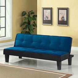 Acme Furniture Industry 57031 Hamar Adjustable Sofa in Blue