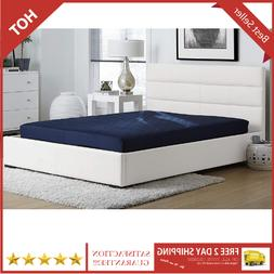"""6"""" Quilted Mattress FULL Or TWIN Memory Foam Home Bedroom Be"""