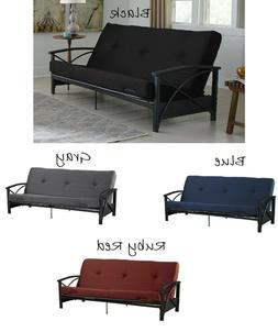 6 tufted futon mattress guest room playroom