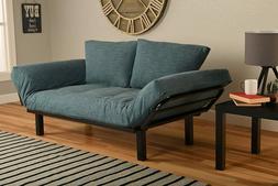 Best Futon Lounger Sit Lounge Sleep Smaller Size Furniture i