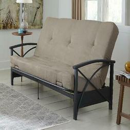 futon mattress 6 full size tan comfortable