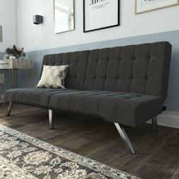 DHP Sofa Bed Couch Home Living Room Decor Modern Convertible