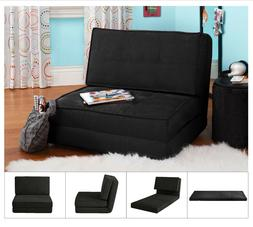 Flip Chair Bed Sofas Convertible Futon Sleeper Couch Softs C