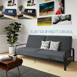 frame with mattress convertible couch loveseat
