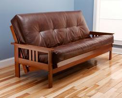 """Kodiak full 81"""" Barbados Monterey futon. No mattress or w/ m"""