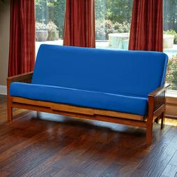 Futon Cover With 3 Sided Zipper Factory Direct Full/Queen So