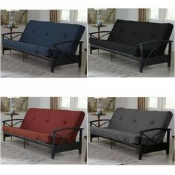 Futon Mattress Replacement Guest Spare Room Sofa Bed Full Si