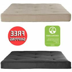Futon Replacement Sleeping Mattress Sofa Bed Full Size Couch