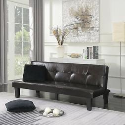 futon sofa bed couch furniture lounger sleep