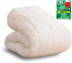 """NEW! Made in Japan Comforter """"Classe"""" Queen Size Anti-tick"""