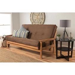 Kodiak Furniture KFMOBTSCHOCLF5MD3 Monterey Futon Set with B