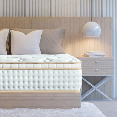 BedStory Mattress Gel Infused Foam Luxury Bed