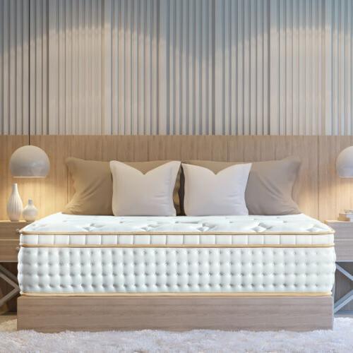 12 inch queen mattress gel infused memory