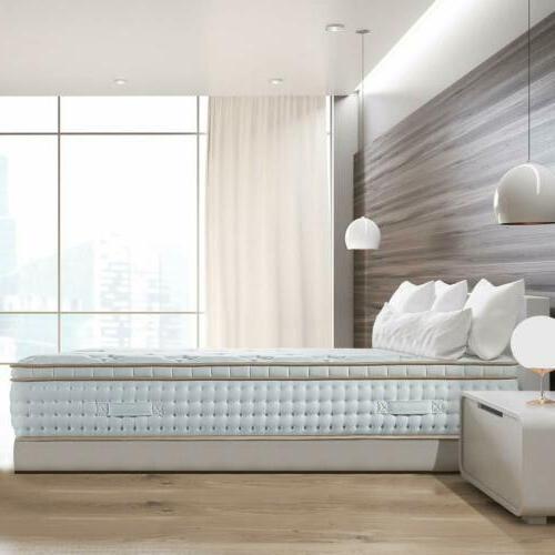 BedStory inch Mattress Gel Memory Bed