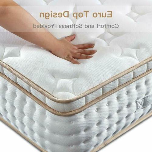 BedStory Mattress Gel Foam