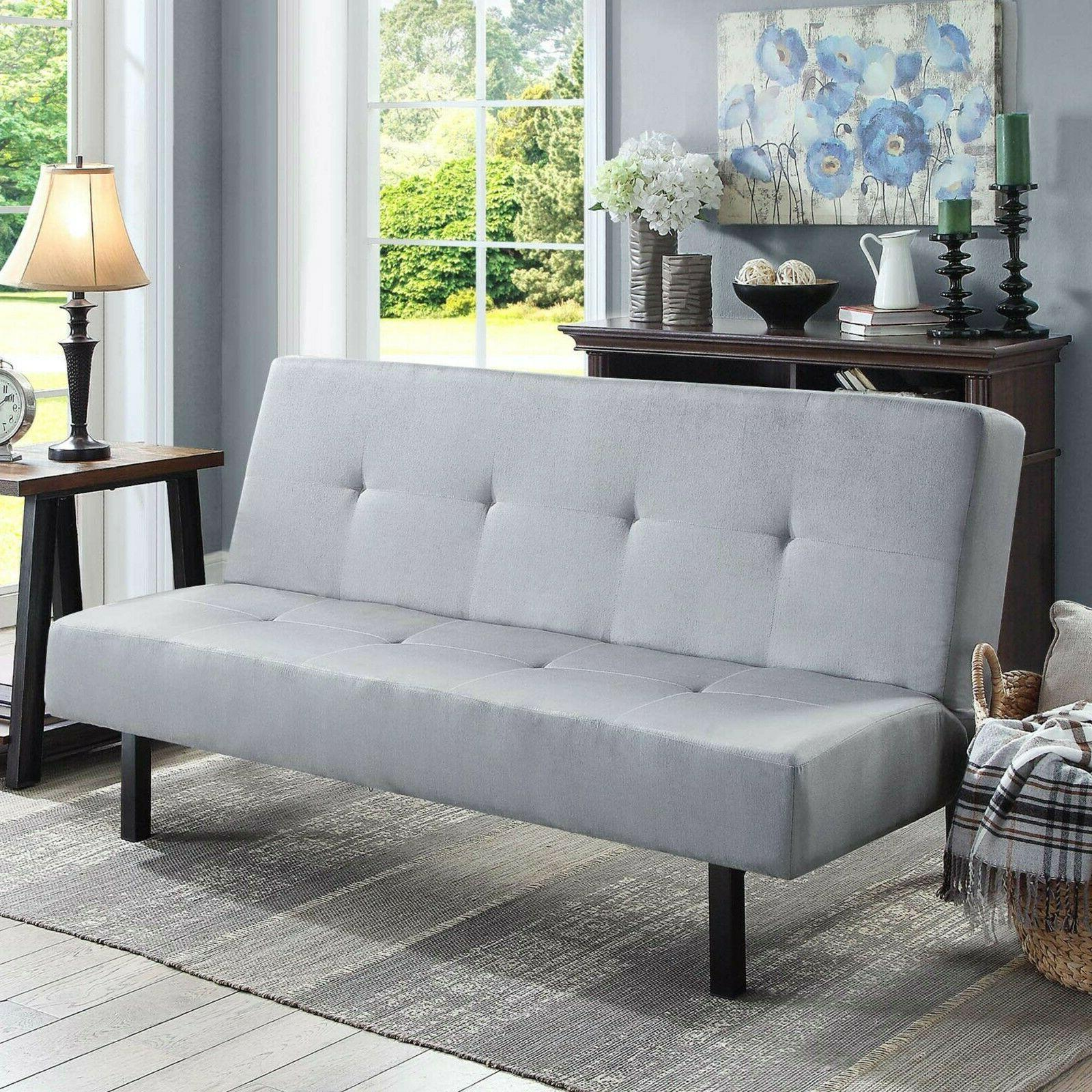 Futon Sofa Bed Convertible Couch Twin