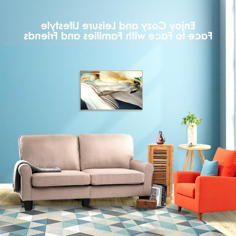 BAHOM Loveseat Sofa, Sofa for Room