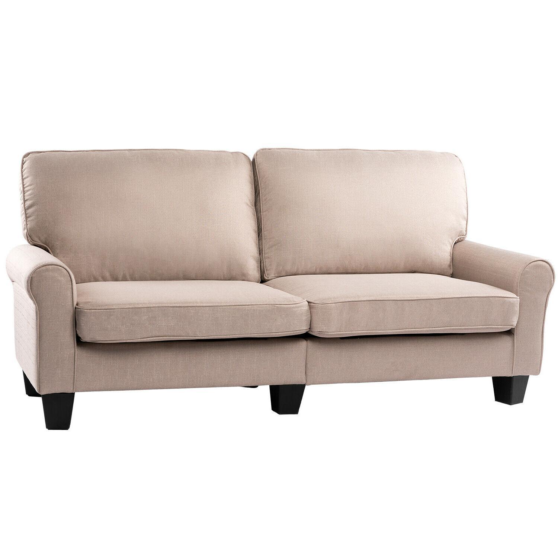 70 indoor futon loveseat sofa 2 seats