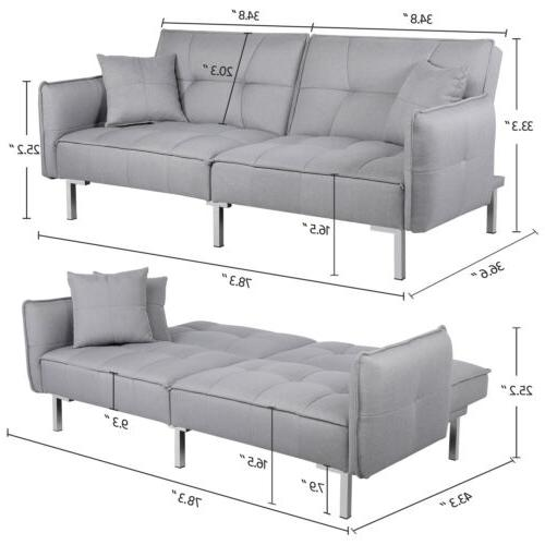 Convertible Sofa Pull Out Bed