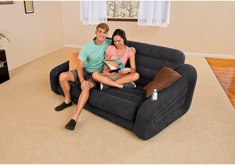 Couch Futon Sofa Sleeper Furniture