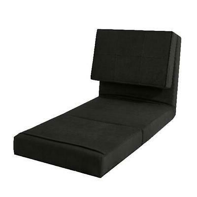 Flip Chair Convertible Futon Dorm
