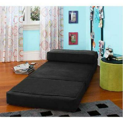 Flip Chair Bed Convertible Sleeper Dorm Small Room