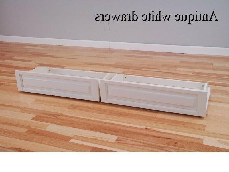 Set drawers for futon,