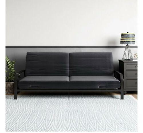 full size futon sleeper bed frame sofa