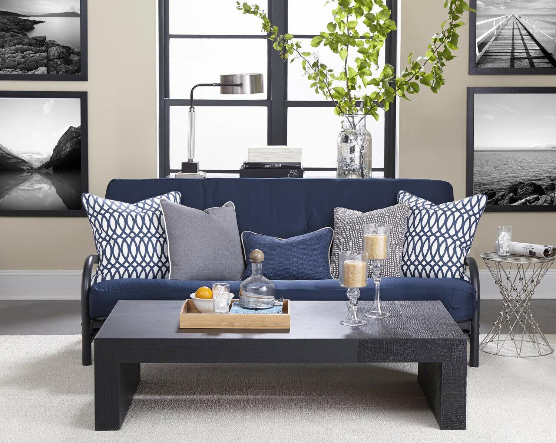 Futon Size Furniture Frame Lounger