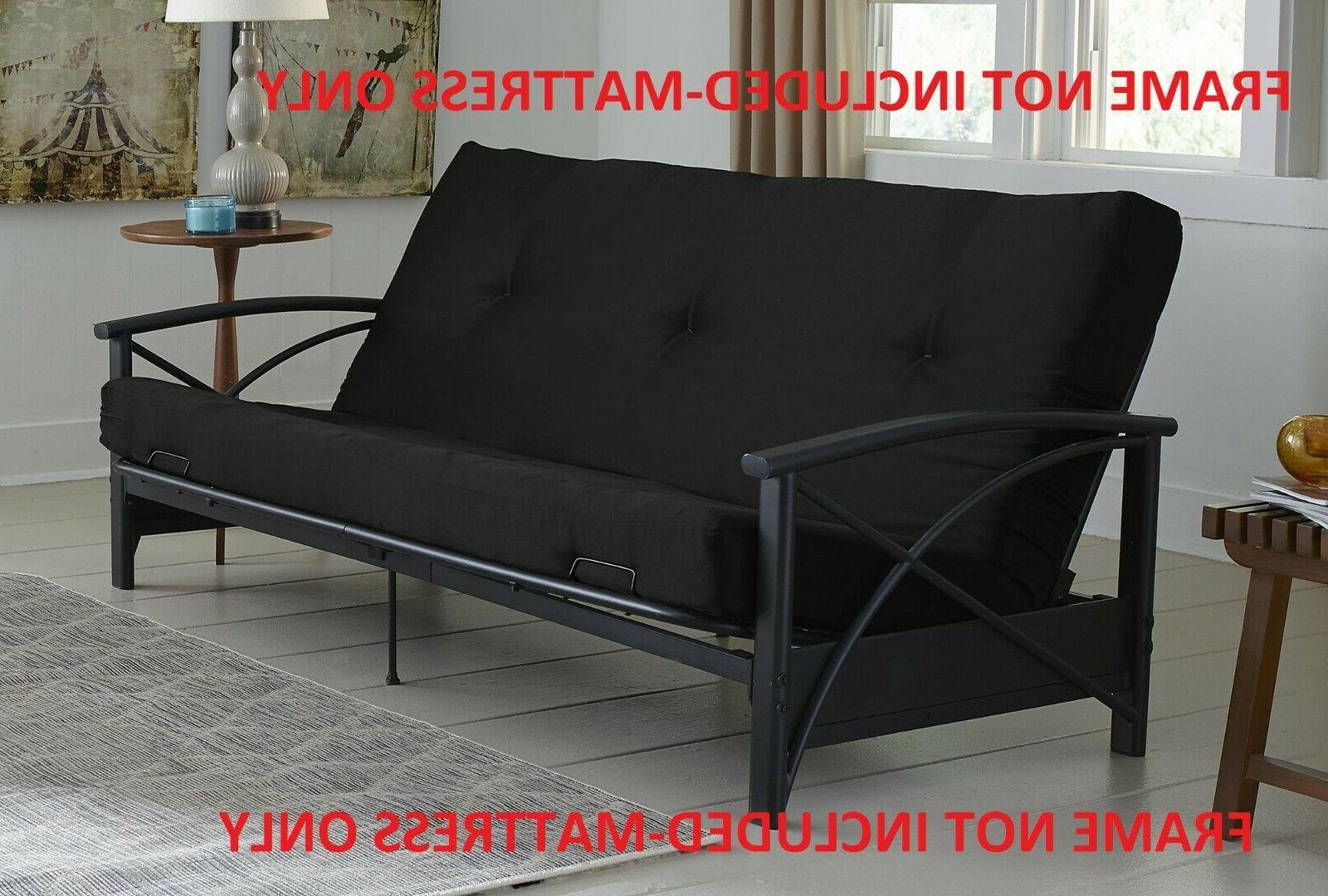 futon mattress guest spare room sofa bed