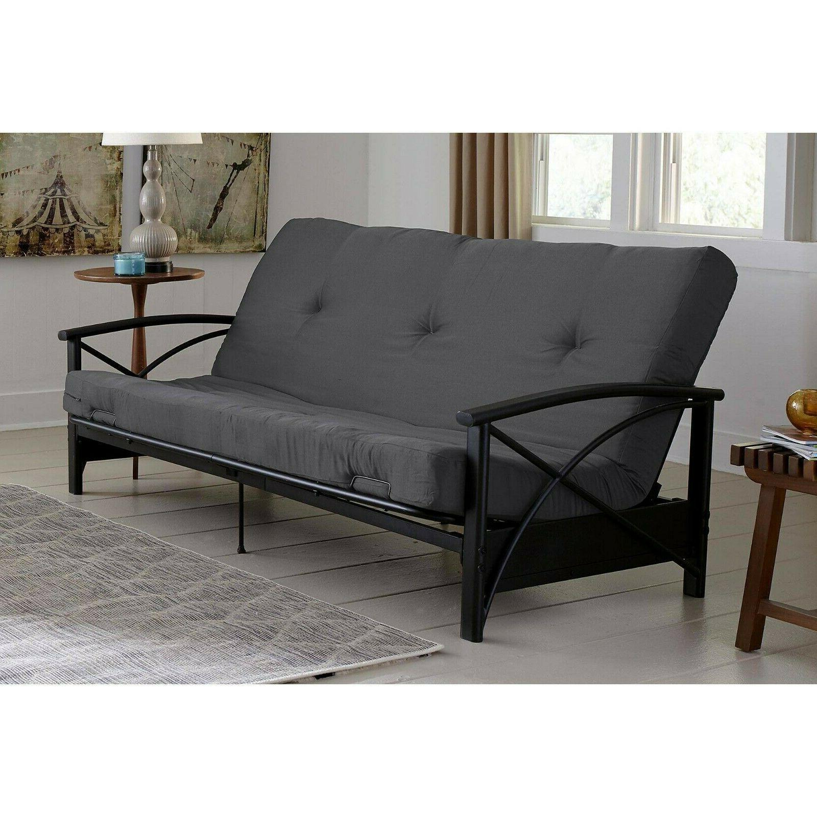 Futon Mattress Spare Room Bed Full Size