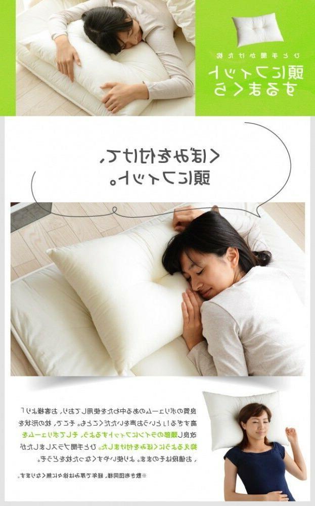 FUTON pillow 3set made in japan F/S