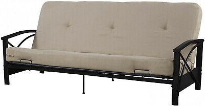 Futon Replacement Sleeping Mattress Sofa Couch Guest Spare