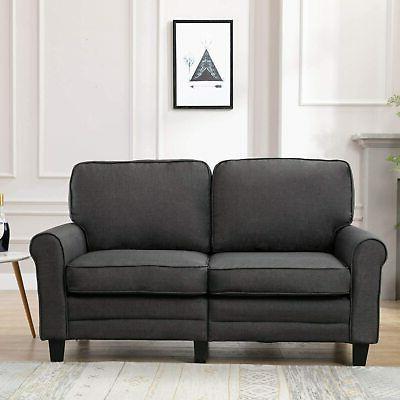 Futon Sleeper Loveseat Couch