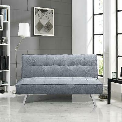 Futon Convertible Couch Foldable Size With Mattress