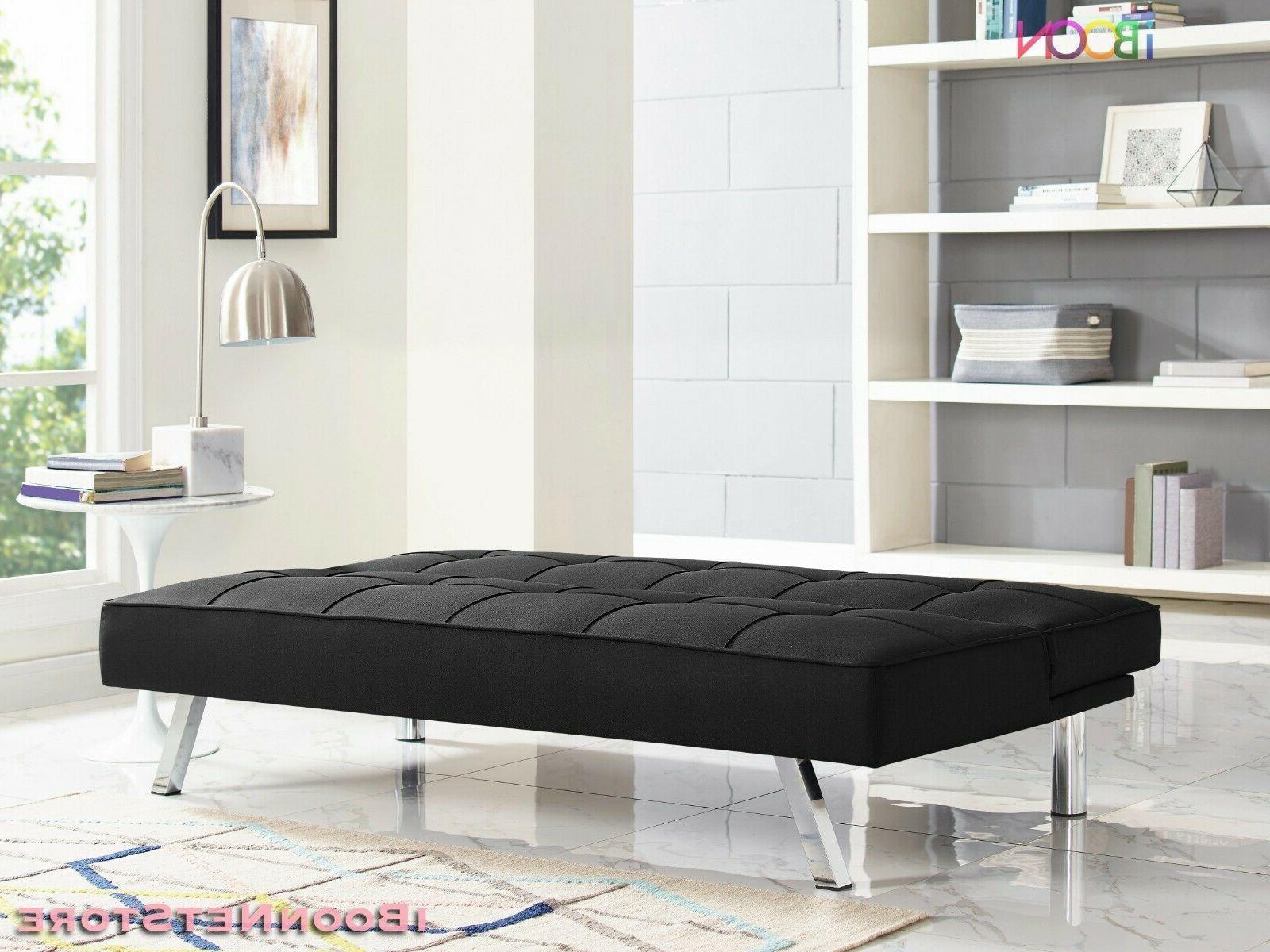 Futon Convertible 3 Seat Foldable Mattress