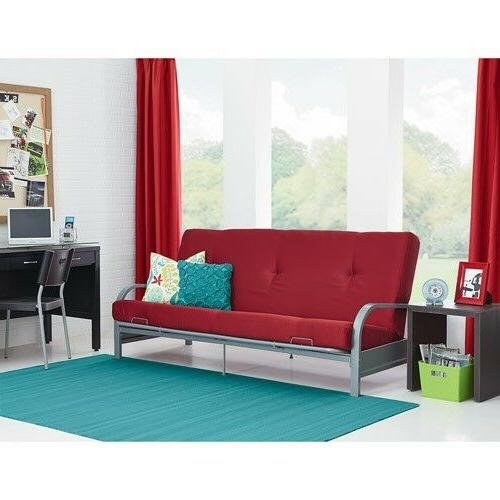 Futon Sofa with MATTRESS Modern Lounger