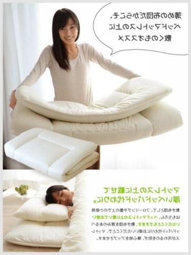 Japanese futon mattress shikifuton Free Ship