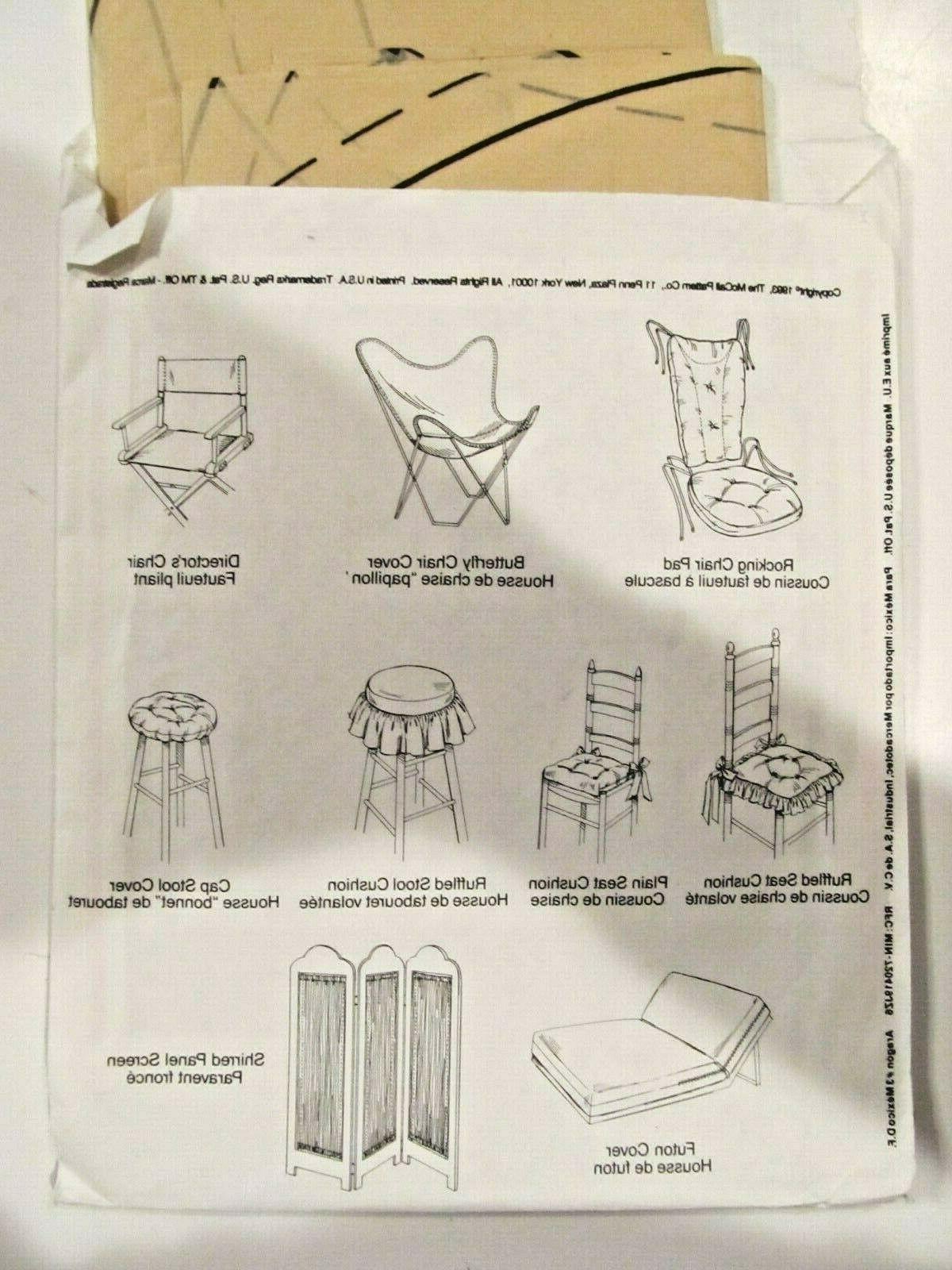 mccall s 6474 home decor pattern book