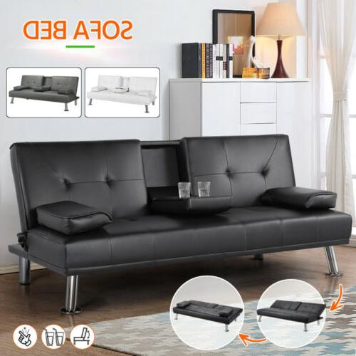 Modern & Recliner with Cup