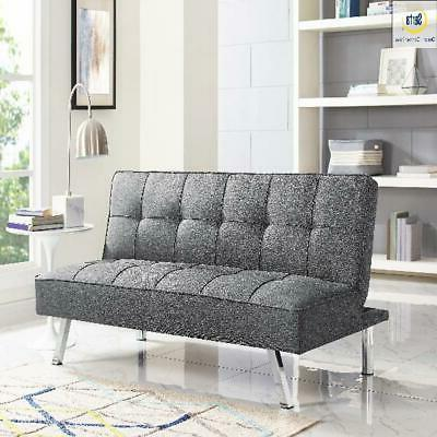 modern sofa bed futon couch convertible sleeper