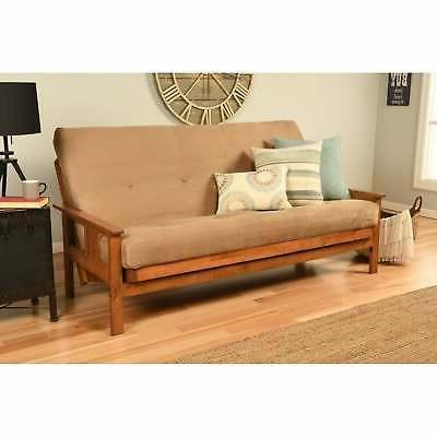 Porch & Full-size Frame Mattress Set