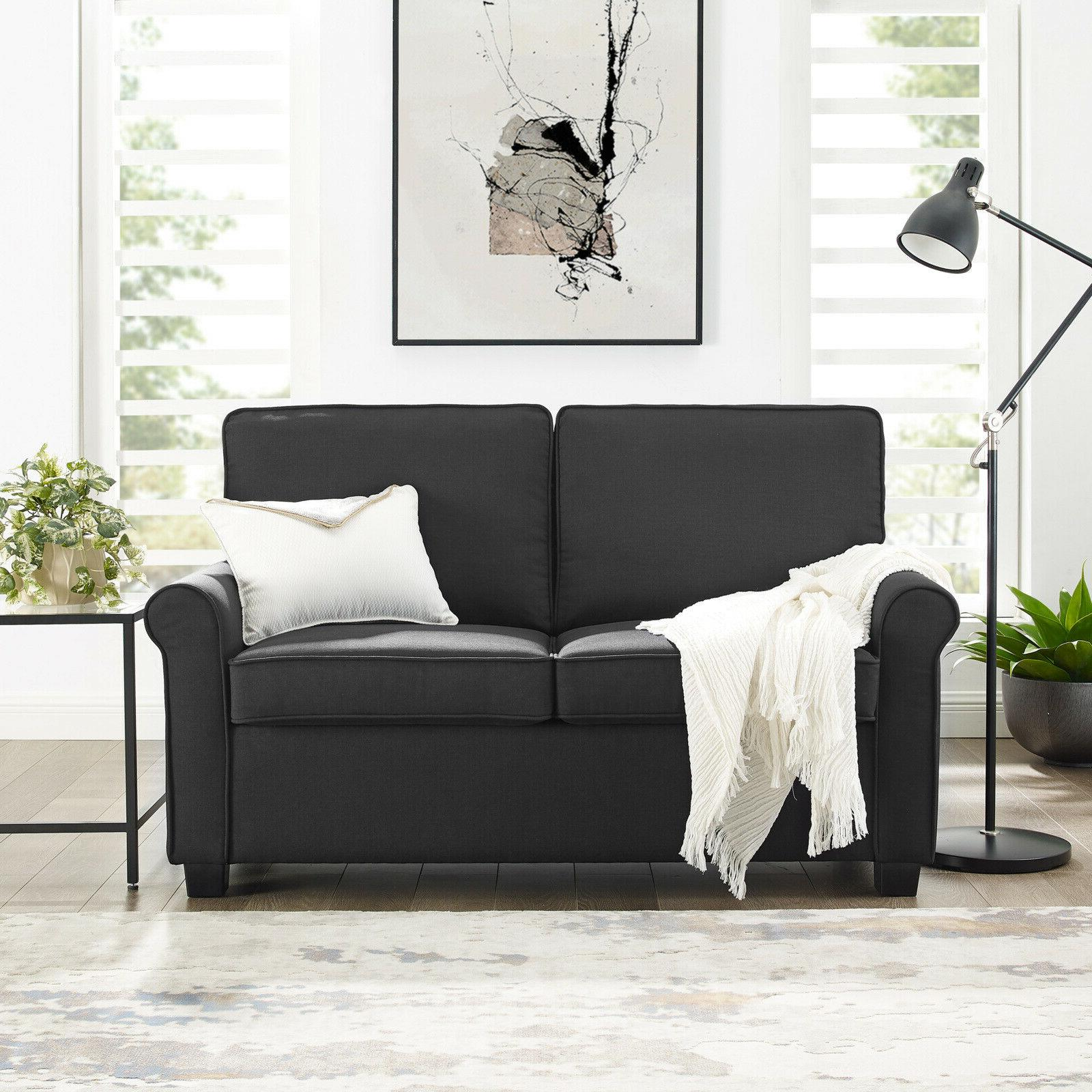 Pull Out Couch Sofa Sleeper Loveseat With Memory
