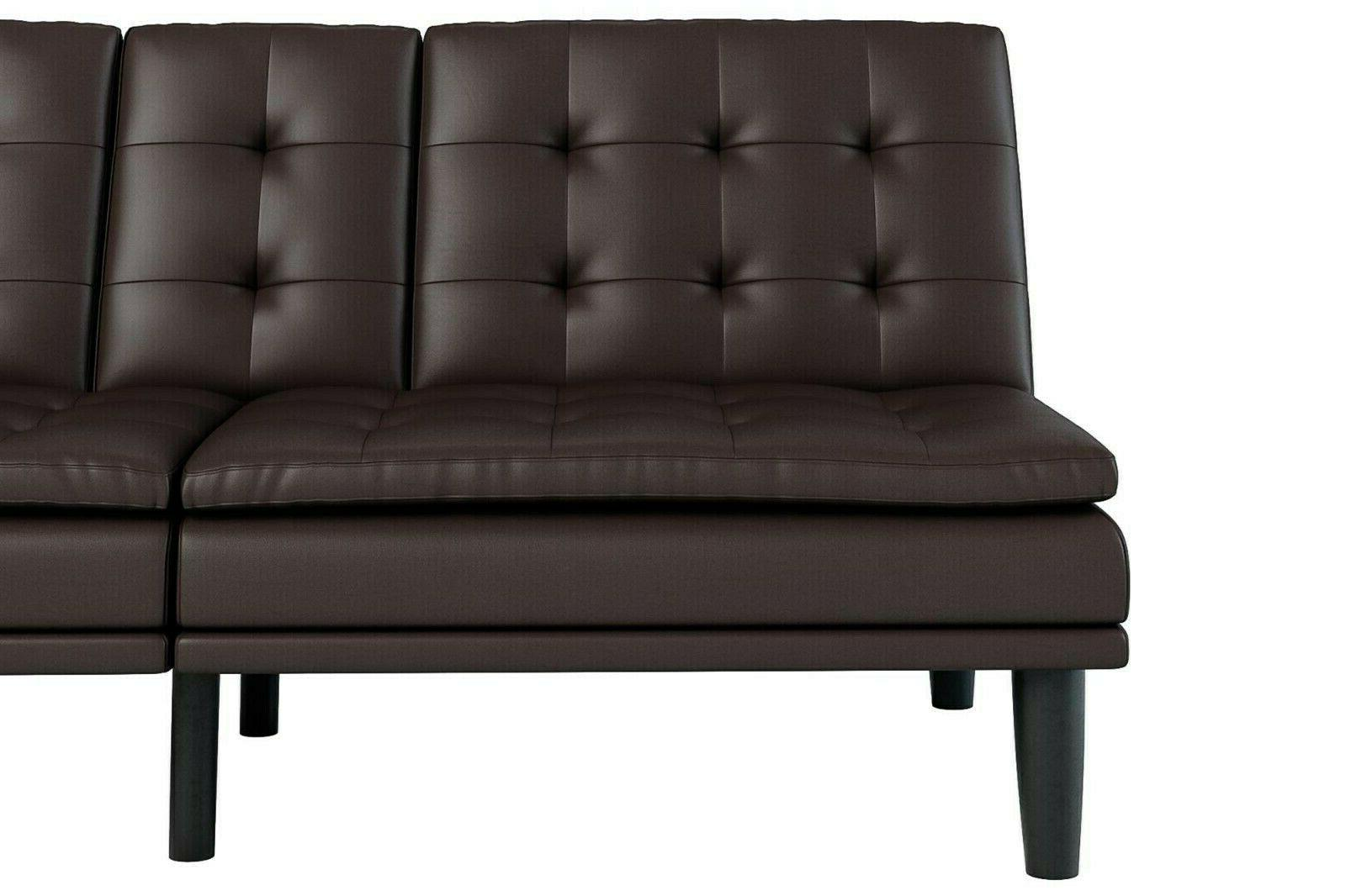 Sofa Bed Convertible Futon Modern
