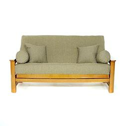 LS COVERS BREEZY POINT FULL FUTON COVER Fits Mattress 54x75