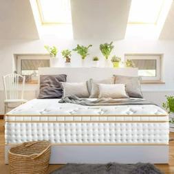 BedStory 12 inch Queen Size Mattress Gel Infused Memory Foam