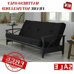 MATTRESS SOFA BED COUCH Full Size Futon Living Room Guest Sl