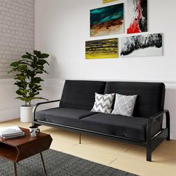 futon sleeper sofa couch bed convertible frame